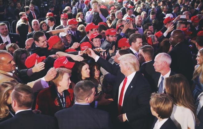 Từ Washington DC: Đến Mỹ mới thấy sự ủng hộ ngầm dành cho Trump không hề nhỏ - Ảnh 6.