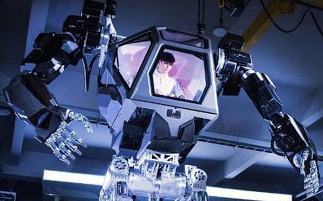 Robot Kh Ng L Nh Phim Bom T N Avatar S P Th Nh Hi N Th C