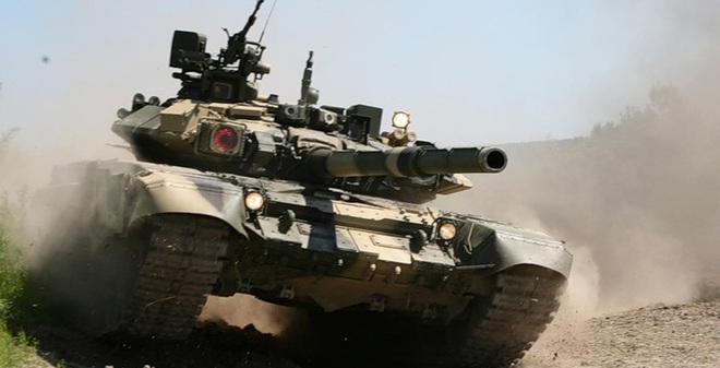 Nỗi khiếp đảm của các học viên lái xe tăng