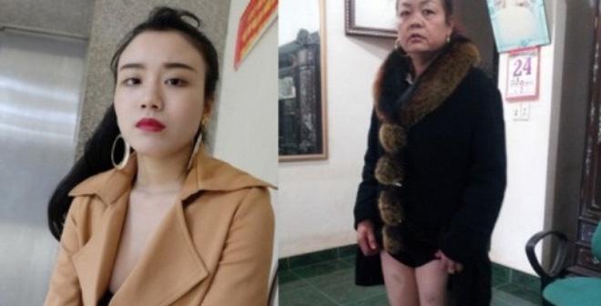 """Chủ cửa hàng xô xát với Linh Miu: """"Cô ấy đá một cái vào bụng, hai cái vào đùi tôi"""""""