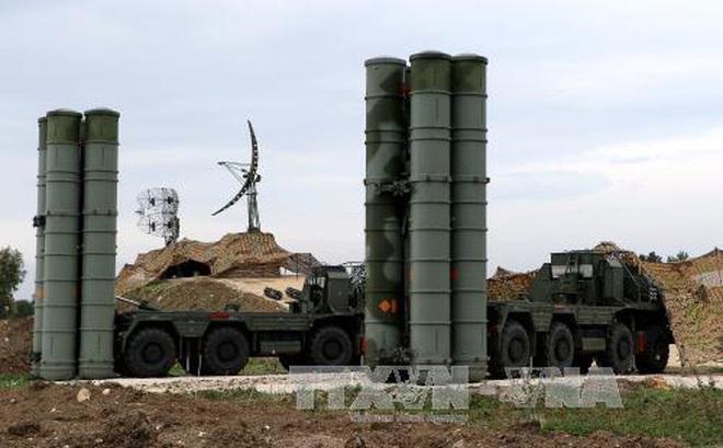 Hệ thống phòng không Nga đã tích hợp Crimea