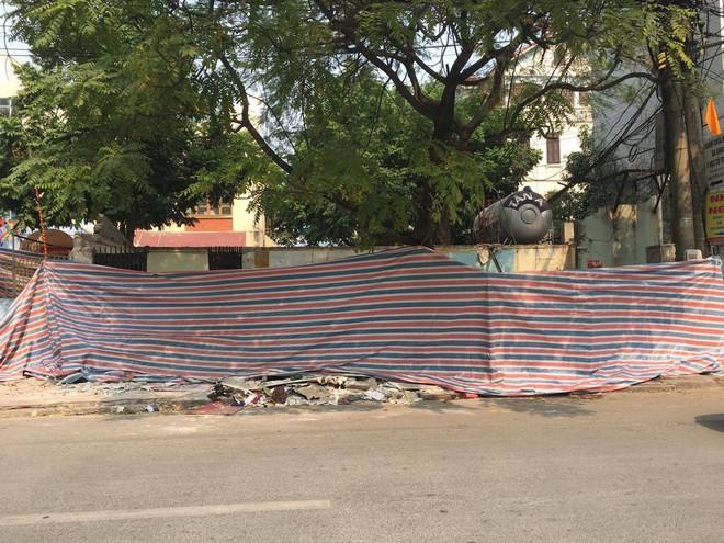 Hà Nội: Sập tường ở trường mầm non, 1 người tử vong - Ảnh 2.