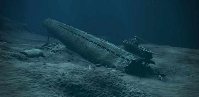 Sứ mệnh tiêu diệt tàu ngầm mang mật danh nấm mồ chiến tranh - Ảnh 5.
