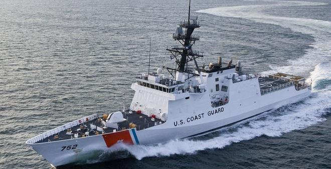 Tàu tuần tra đắt hơn khu trục hạm của Lực lượng Bảo vệ bờ biển Mỹ