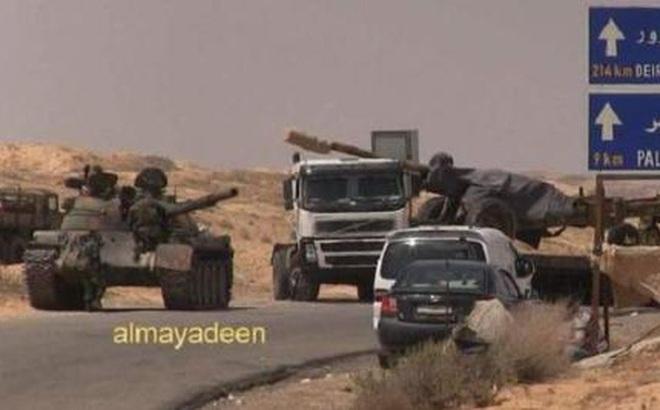 Syria 24h: SAA huy động 10.000 quân dồn dập tấn công chảo lửa Palmyra