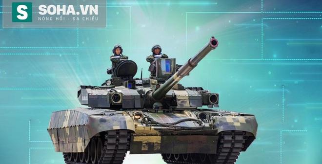"""Khám phá sức mạnh """"Vua xe tăng"""" T-84 Oplot-M của Thái Lan"""