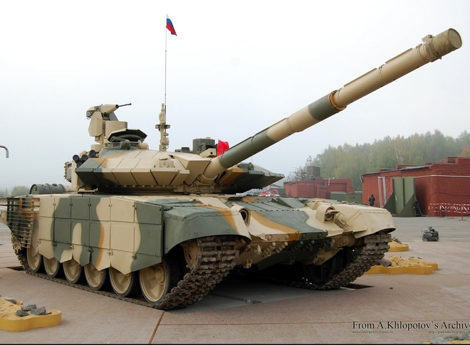 Sau 200 T-90MS, Việt Nam sẽ mua số lượng T-72B3 lớn hơn nhiều? - Ảnh 1.