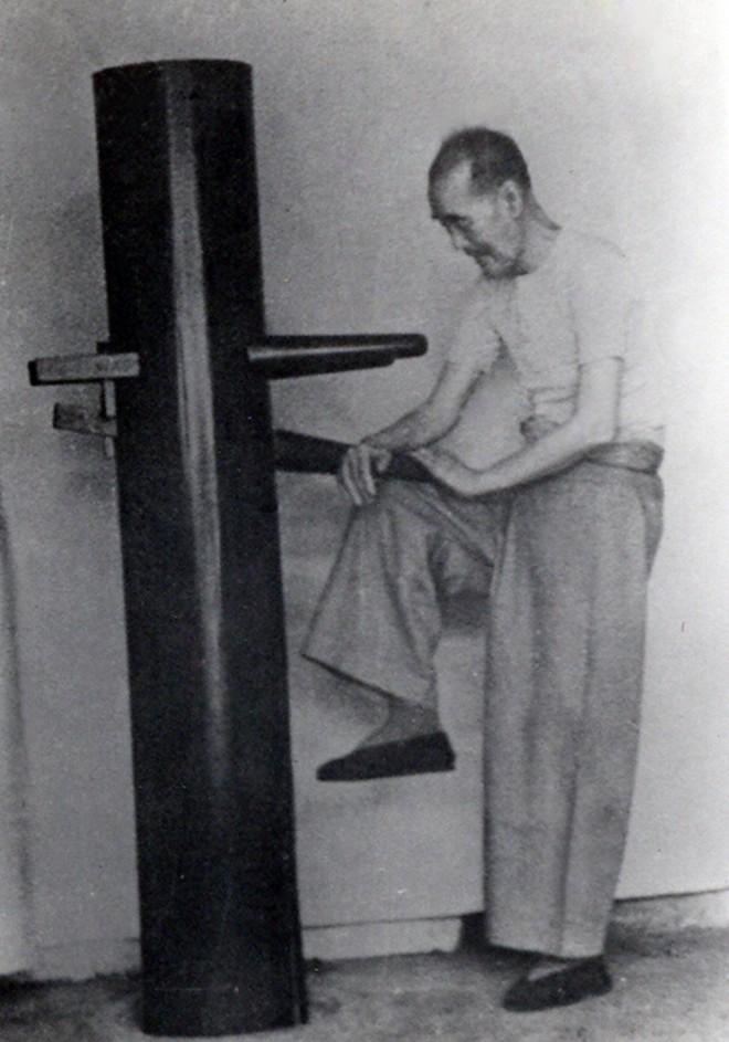 Bậc thầy võ Việt làm Diệp Vấn, Lý Tiểu Long phải phục - Ảnh 1.