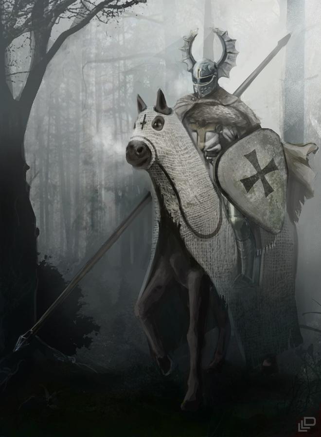 Hiệp sĩ Teutons - Những người từng thống trị thời Trung Cổ là ai? - Ảnh 1.