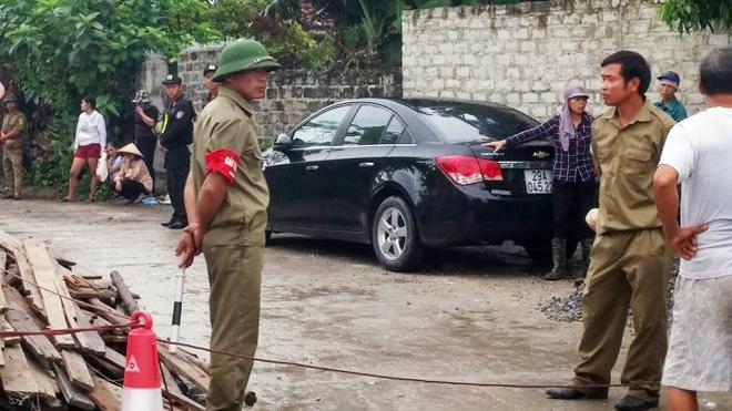 Clip hiện trường 4 bà cháu bị giết hại dã man ở Quảng Ninh - Ảnh 11.