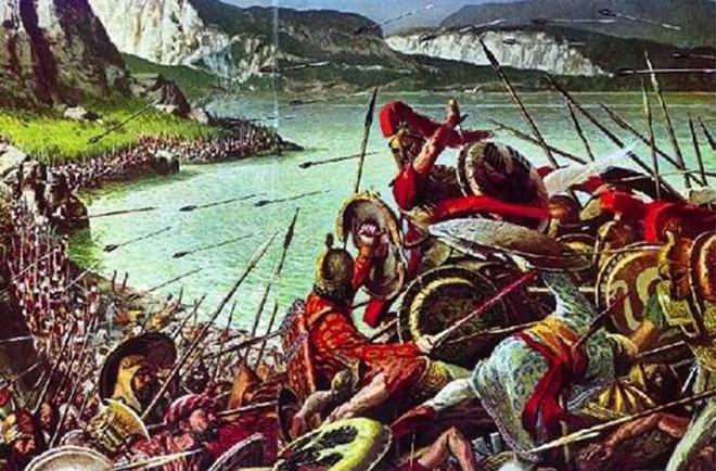 Cổng Lửa: Trận đánh làm nên danh tiếng của người Sparta! - Ảnh 1.