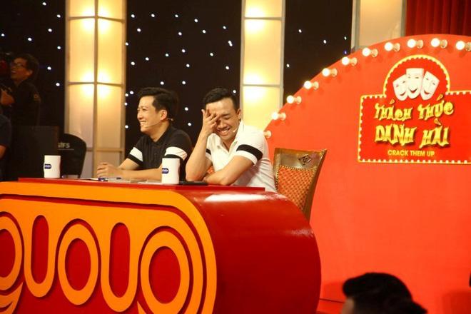 Trường Giang đá xoáy Trấn Thành trả lương không đủ cho tài xế riêng - Ảnh 12.