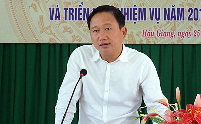 Cảnh cáo 2 nguyên Ủy viên Trung ương Đảng, khiển trách 1 Thứ trưởng