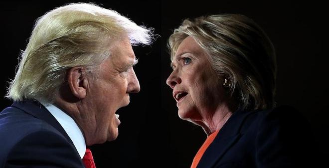 """Bà Hillary Clinton đã """"hết bài"""" với ông Trump?"""