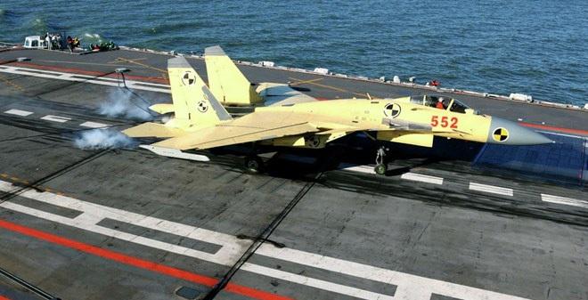Trung Quốc khoe khả năng mới của tàu sân bay Liêu Ninh vừa nâng cấp