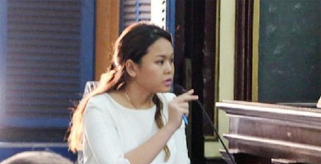 """Đại án VNCB: Bà Trần Ngọc Bích phản ứng kịch liệt với kiểu """"đánh tráo khái niệm"""""""