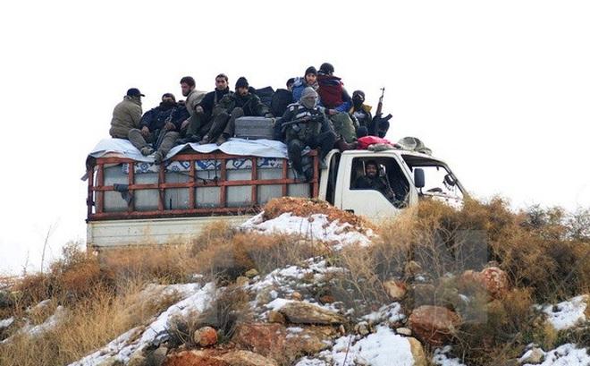 Nga: Chính quyền Syria và phiến quân ký thỏa thuận ngừng bắn