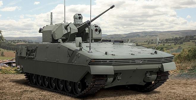 """""""Xe chiến đấu bộ binh tối tân nhất thế giới"""" của Thổ Nhĩ Kỳ"""