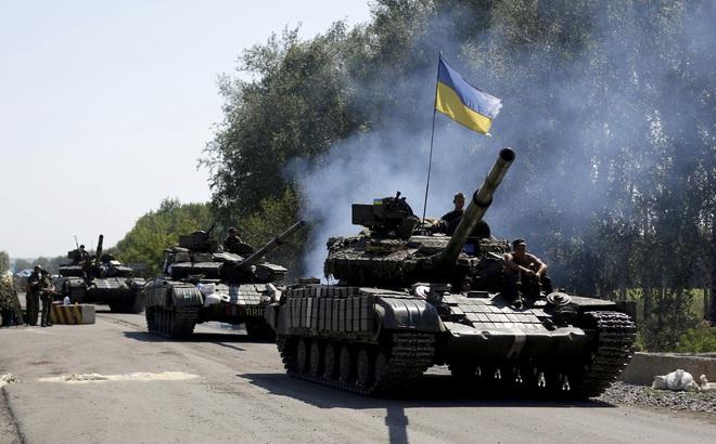 Thử tên lửa chỉ là đòn gió, Ukraine sẽ bất ngờ tấn công đánh chiếm lại miền Đông?