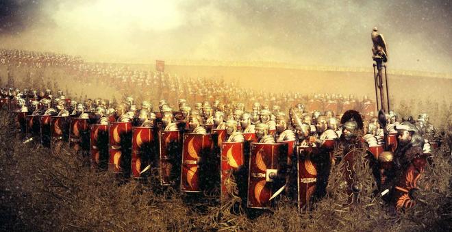 Đỉnh cao nghệ thuật dùng binh của Spartacus khiến La Mã khiếp sợ - Ảnh 4.