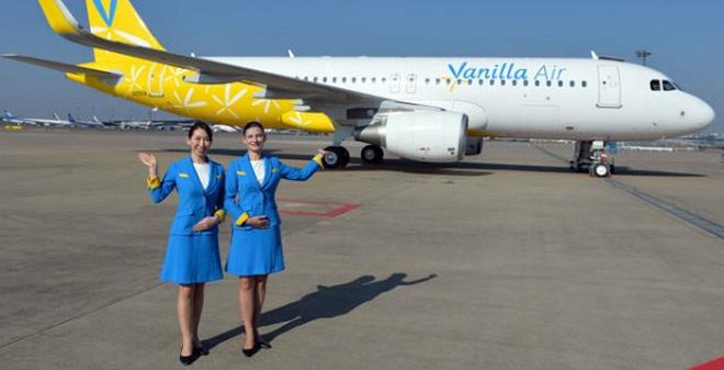 Một hãng hàng không Nhật vừa vào VN cạnh tranh trực tiếp với Vietjet Air, tuyên bố giá tốt, đúng giờ