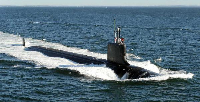 Tàu ngầm lớp Virginia của Mỹ