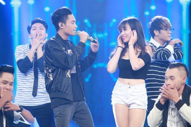Vietnam Idol: MC Phan Anh trố mắt trước hành động lạ của Thu Minh - Ảnh 12.