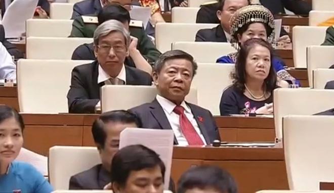 Formosa liên tục được nhắc ở QH, chỉ có một người vẫn im lặng - Ảnh 1.