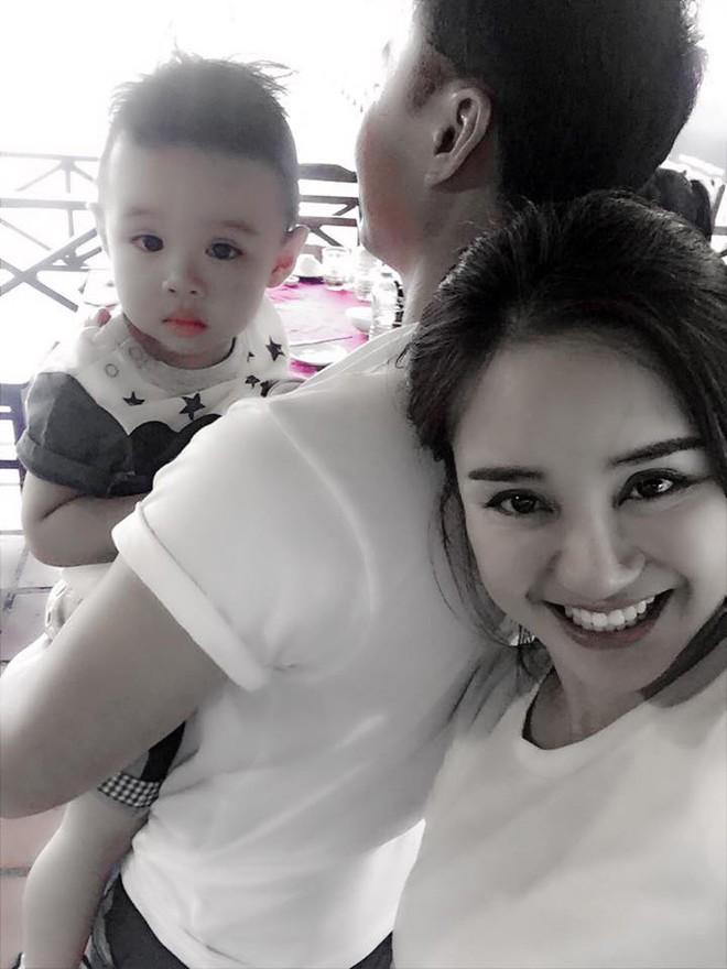 """Cuộc sống như """"bà hoàng"""" của Vy Oanh sau khi lấy chồng đại gia - Ảnh 5."""