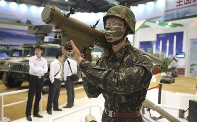 Trung Quốc đề xuất cấp miễn phí lô vũ khí hơn 14 triệu USD cho Philippines