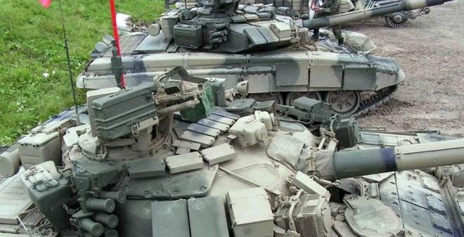 Đại tá Việt Nam: Sức mạnh hỏa lực của những xe tăng mới, hiện đại!