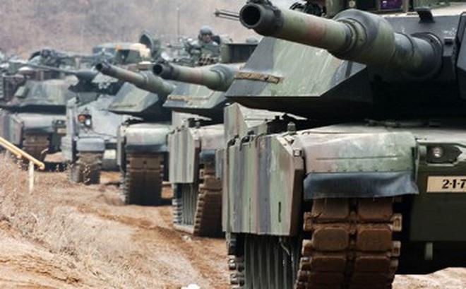 4.000 lính Mỹ sẽ đóng quân tại Ba Lan từ năm 2017
