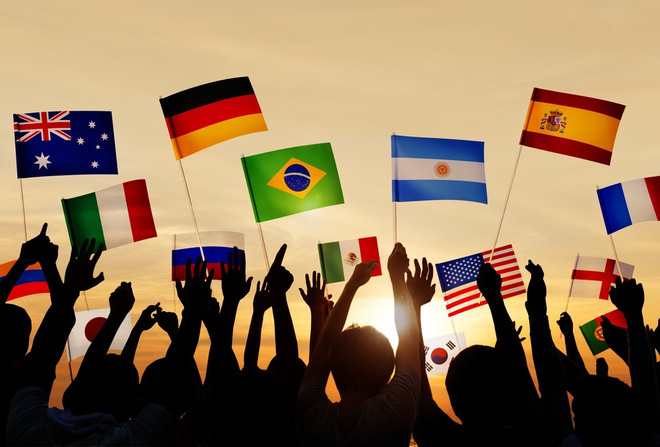 [Infographic] Bạn Sẽ Nhớ Được Ngay Quốc Kỳ Các Nước Nhờ Điều Này!