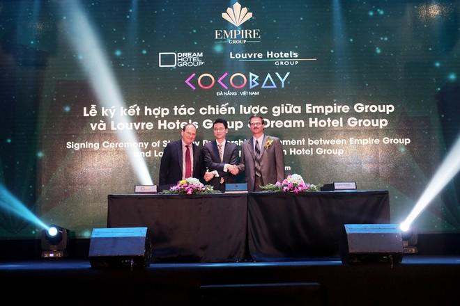 Empire Group hợp tác với hai tập đoàn hàng đầu thế giới về quản lý khách sạn - Ảnh 1.