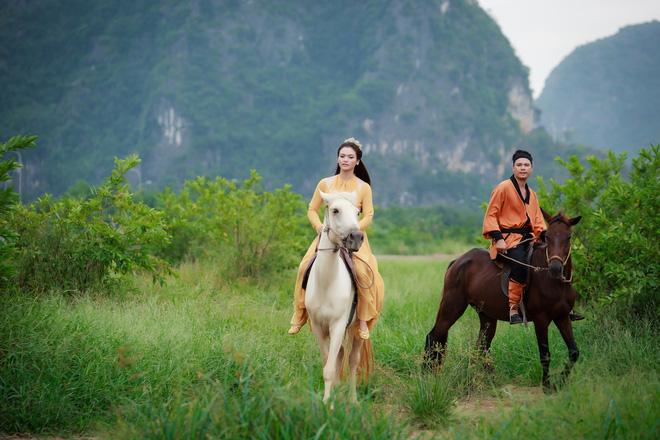 Phạm Phương Thảo kể về cú ngã ngựa nhớ đời - Ảnh 7.