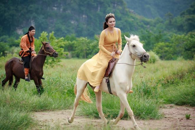 Phạm Phương Thảo kể về cú ngã ngựa nhớ đời - Ảnh 9.