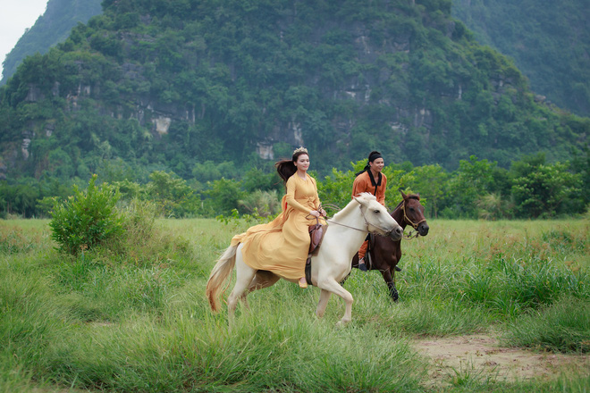 Phạm Phương Thảo kể về cú ngã ngựa nhớ đời - Ảnh 10.