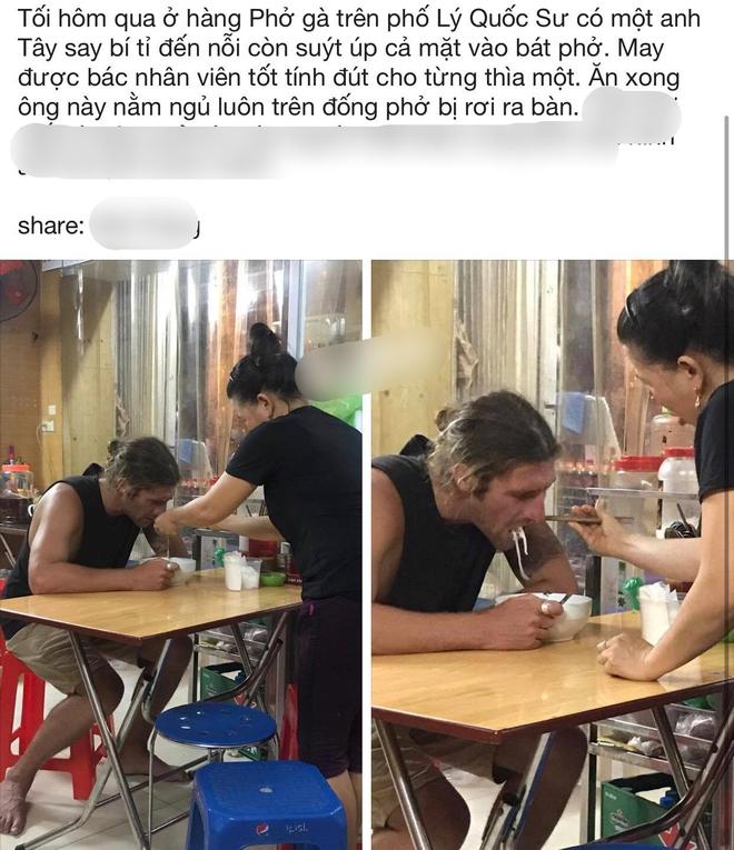 """Kết quả hình ảnh cho Việt Nam: Chuyện tuy ngắn nhưng đầy ắp tình người về """"khách Tây, bát phở và bác bán hàng"""""""