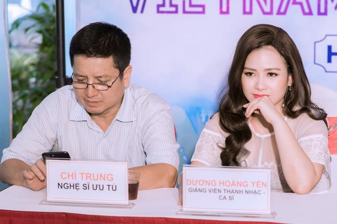 Dương Hoàng Yến xuất hiện với vai trò ban giám khảo - Ảnh 6.