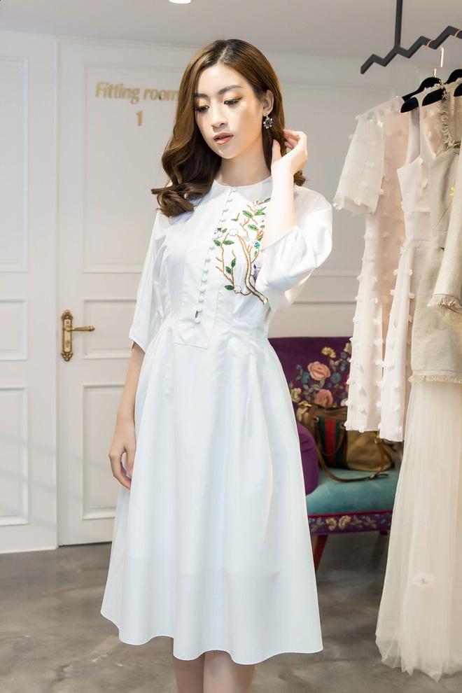 Đỗ Mỹ Linh đầu tư mua sắm, chuẩn bị cho Hoa hậu thế giới - Ảnh 3.
