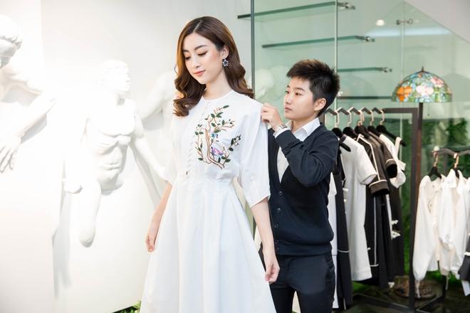 Đỗ Mỹ Linh đầu tư mua sắm, chuẩn bị cho Hoa hậu thế giới - Ảnh 4.