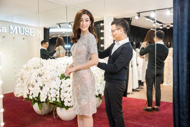 Đỗ Mỹ Linh đầu tư mua sắm, chuẩn bị cho Hoa hậu thế giới - Ảnh 5.