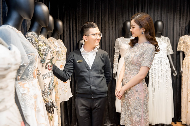 Đỗ Mỹ Linh đầu tư mua sắm, chuẩn bị cho Hoa hậu thế giới - Ảnh 8.
