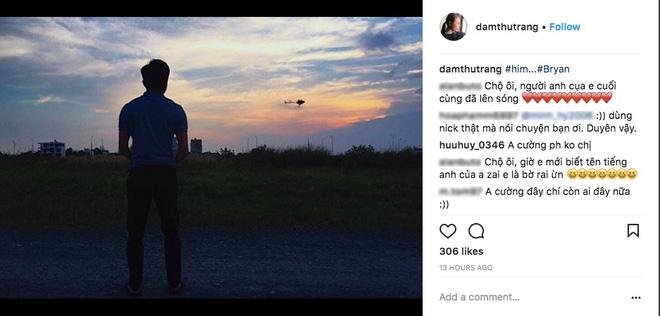 Đàm Thu Trang bất ngờ đăng ảnh Cường Đôla lên trang cá nhân - ảnh 1