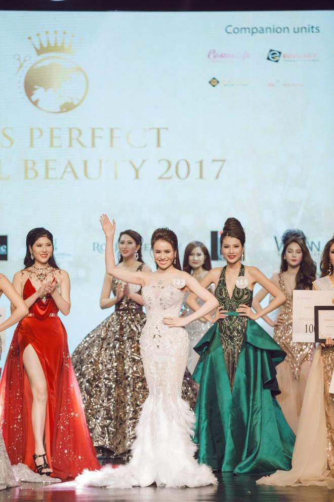 Miss Perfect Global Beauty 2017 đã tìm ra cô gái có vẻ đẹp tỉ lệ vàng - Ảnh 4.