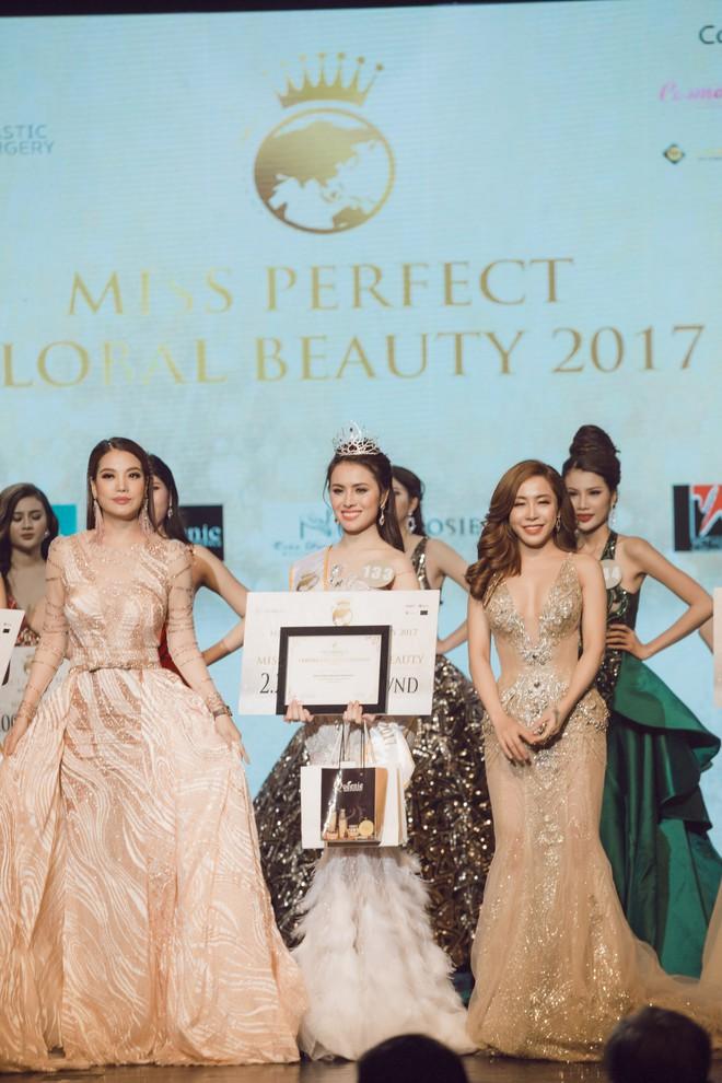 Miss Perfect Global Beauty 2017 đã tìm ra cô gái có vẻ đẹp tỉ lệ vàng - Ảnh 5.