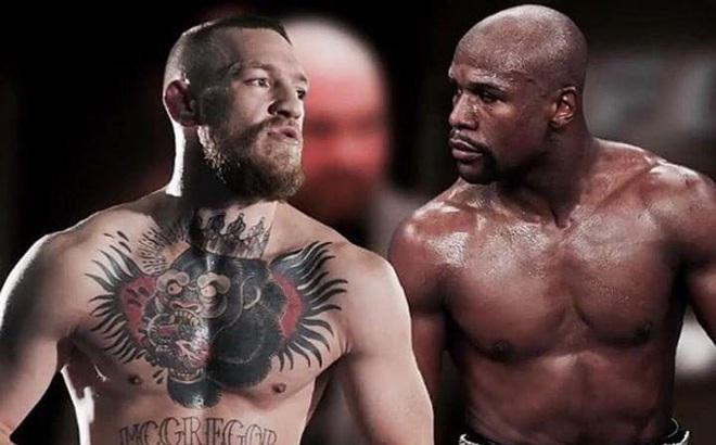 Chính thức chốt ngày cho cuộc chiến kinh điển Mayweather vs Conor McGregor