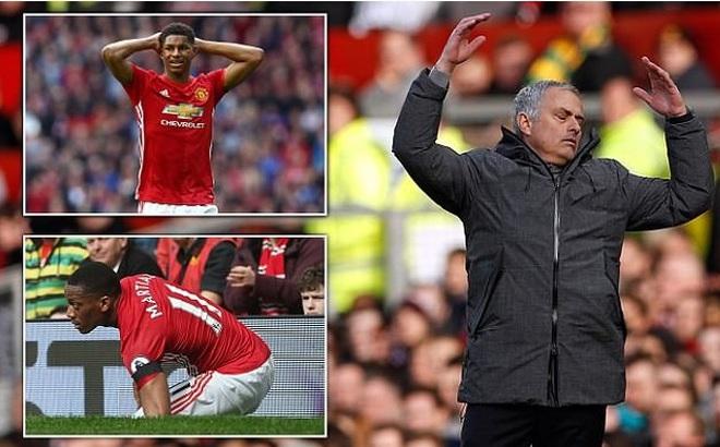 """Bị cưa điểm, Mourinho tức tối chê phỏng viên """"ngớ ngẩn"""""""