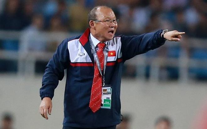 AFC viết gì về HLV Park Hang-seo và tuyển Việt Nam?