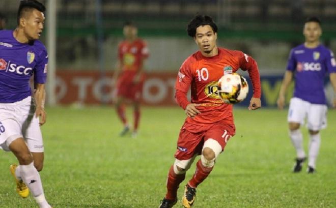 Đá như HA Gia Lai gặp Hà Nội, V-League sẽ phục sinh